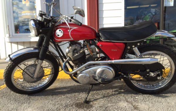 1969 Norton 750